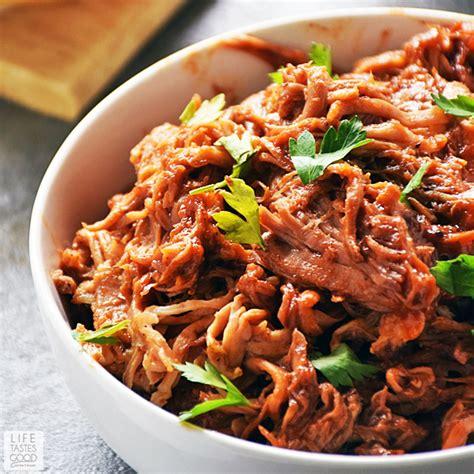 best pulled pork cooker recipe cooker bbq pulled pork tastes