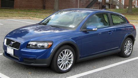 08 Volvo C30 by Volvo C30 T5 Technical Details History Photos On Better