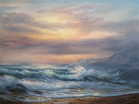 bob ross painting the sea kevin hill gallery paint with kevin kevin hill e bob