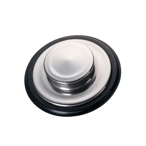 Shop InSinkErator Stainless Steel Steel Garbage Disposal Stopper at Lowes.com