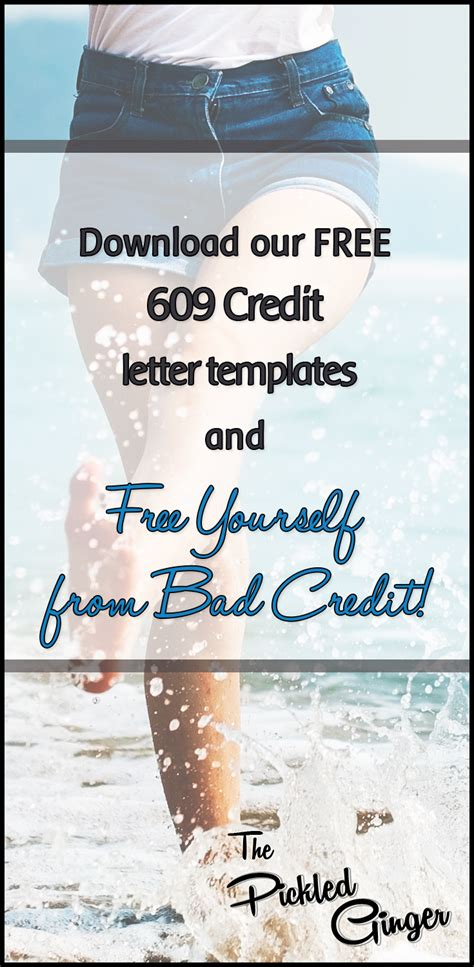 Free Do It Yourself Credit Repair Letters 53 609 credit verification letter 1 sle debt