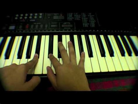 tutorial piano outside waiting outside the lines piano tutorial youtube