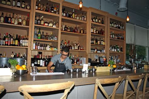 Pinewood Tippling Room by Around Atlanta The Pinewood Tippling Room