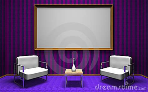 Talking Rooms by Talk Show Room Stock Photo Image 15824120