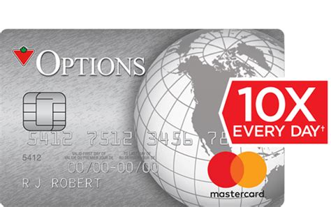 Canadian Tire Gift Card For Gas - options mastercard