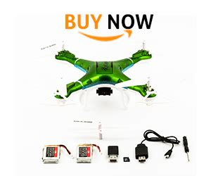 qcopter green drone review