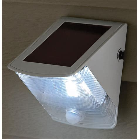 solar lights motion activated solar wedge light 351032 accessories