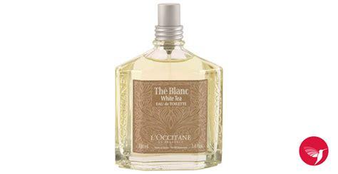 White Tea In Parfume Fragrance Bandung 35ml the blanc white tea l occitane en provence perfume a fragrance for 2007