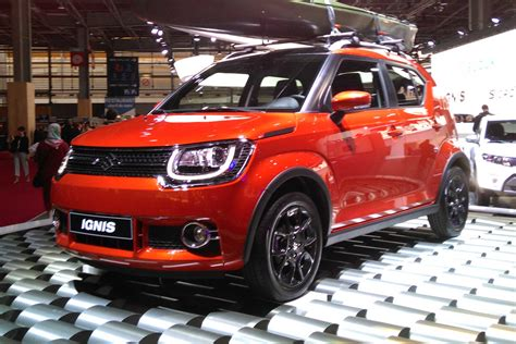 Suzuki Ignus New 2017 Suzuki Ignis Prices Specs And On Sale Date
