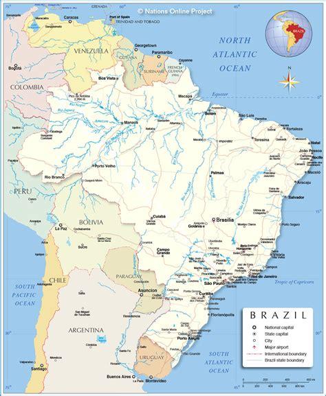 map of brasil biological health hazard yellow fever outbreak brazil
