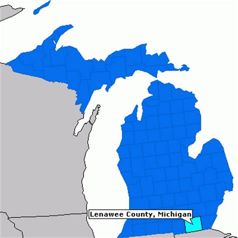 Lenawee County Court Records Lenawee County Michigan County Information Epodunk