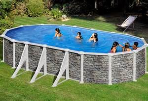 piscine hors sol rectangulaire acier piscine hors sol m 233 tal acier une piscine solide