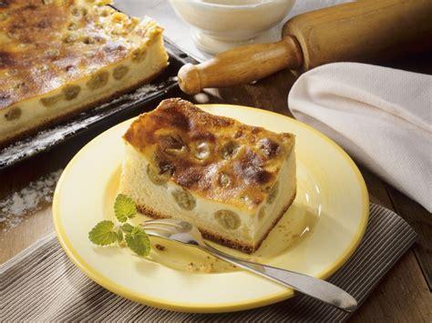 Stachelbeer Schmand Kuchen Rezept Eat Smarter