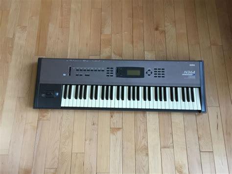 Keyboard Korg N364 korg n364 for sale classifieds