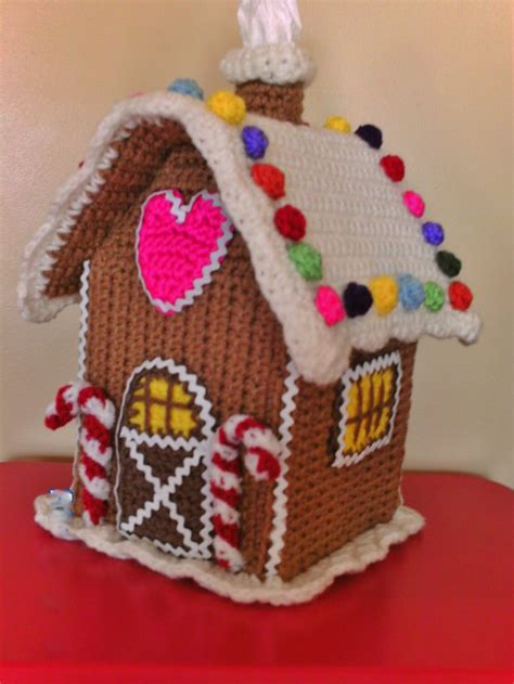 gingerbread house pattern book 124 best crochet gingerbread houses images on pinterest
