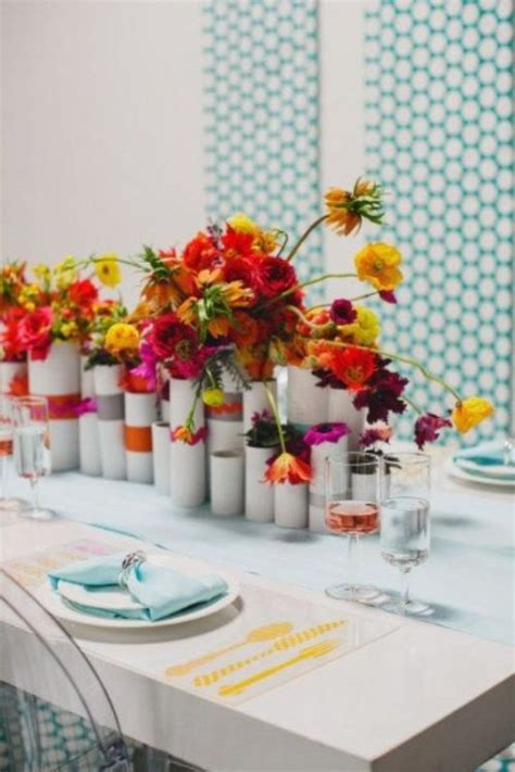 33 Stylish Modern Wedding Centerpieces To Get Inspired