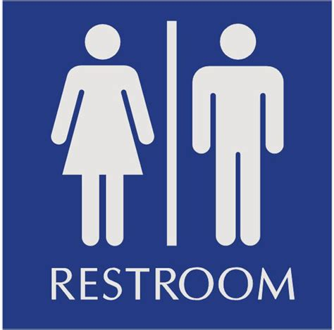 men and women bathroom sign 301 moved permanently