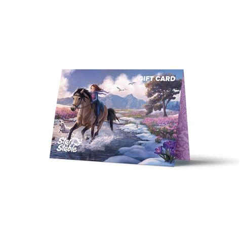 G Star Gift Card - pay once star rider bundle gift cards star stable store