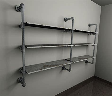 scaffali per cabine armadio cabina armadio ripiani tubi idraulici stile industriale