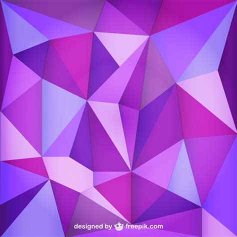 purple layout vector triangle purple background vector free download