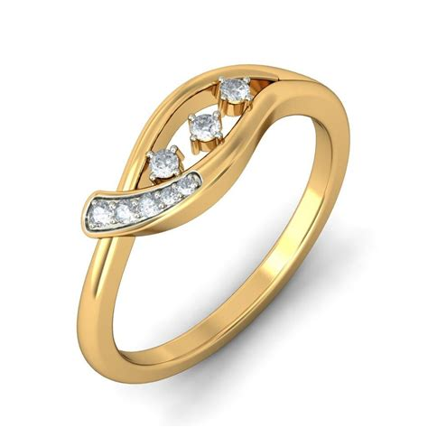 affordable promise ring for with on