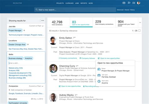 Linked In Mba Candidate by 2 New Ways To Discover Candidates Who Are Open To Hearing