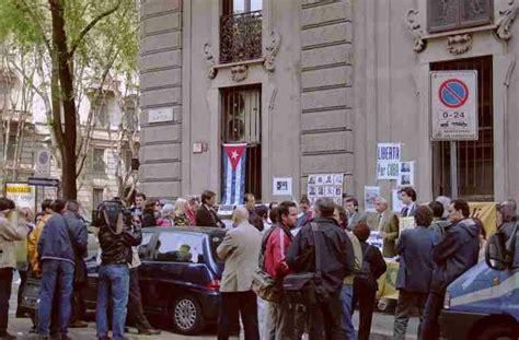 consolato cubano italia unione per le libert 224 a cuba