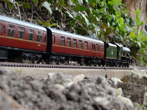 garten eisenbahn dorking garden railway in 00 scale my garden