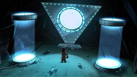 The Portal gravityfallsrockz gravity falls the portal