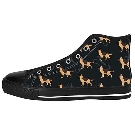 german shoes german shepherd shoes sneakers custom german shepherd