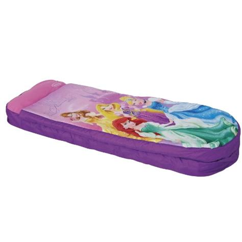 readybed disney princess airbed and sleeping bag in one ebay