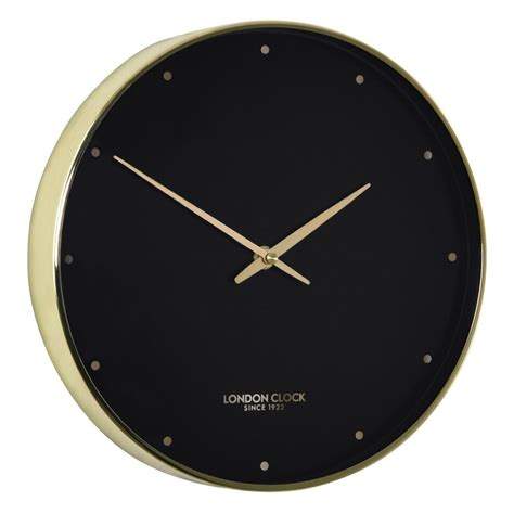 silent wall clocks free shipping on london clock company durrant silent wall