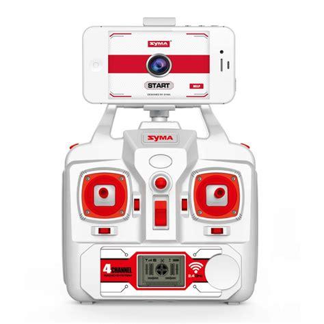 Jakartahobby Drone Syma X8w 1 Live Fpv 2 white quadcopter drone syma x8w fpv 2 4ghz 4ch 6axis gyro