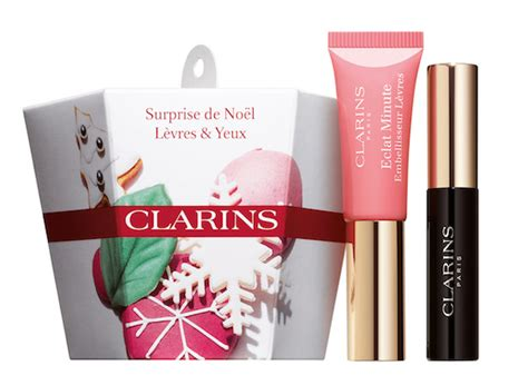 clarins holiday gift sets blog f 234 te 224 f 234 te