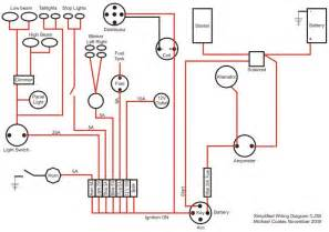 wiring harness tech tips on the jeep simplified wiring diagram cj3b wiring harness diagram