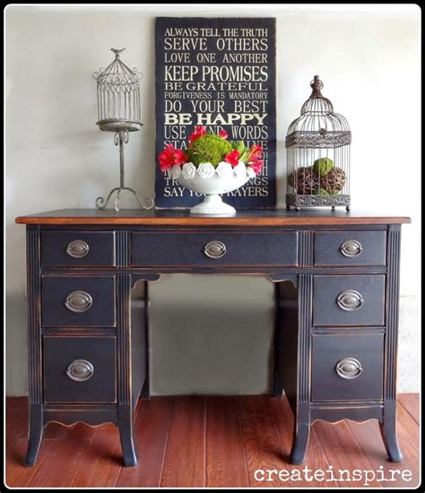 desk painted best 25 antique desk ideas on painted desks