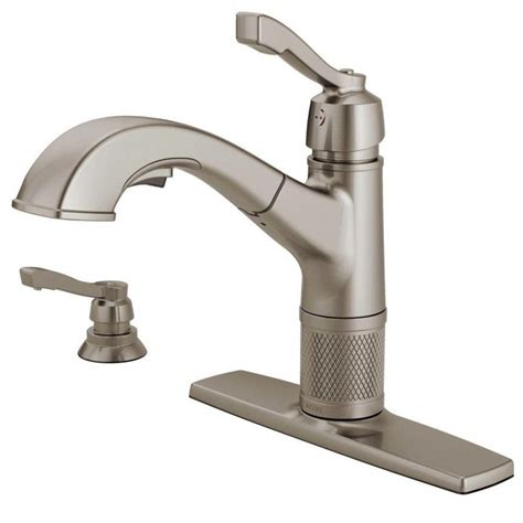 Delta Faucet Number by Delightful Delta Faucet Contact Number 4 Delta Allentown Single Handle Pull Out Sprayer Kitchen