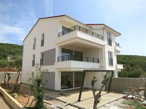 wohnung kroatien insel krk kvarner wohnung auf 2 etagen mit garten