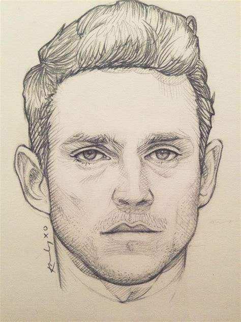 Portraits And Sketches by Portrait Sketch Hugh Dancy By Ktgay On Deviantart