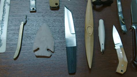knife collections inside marc newson s knife collection cnn style