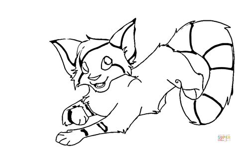 foxy fox coloring page free printable coloring pages foxy