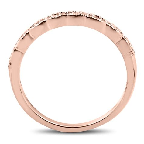 1 5 cttw stackable womens wedding ring 14k