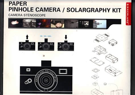 How To Make A Pinhole With Paper - pinhole 1 susanmortimer