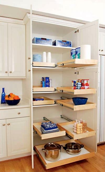 kitchen cabinets storage ideas 56 useful kitchen storage ideas digsdigs