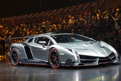 Lamborghini Gewinnen by Genf 2013 Lamborghini Veneno Stier Gewinnt Magazin