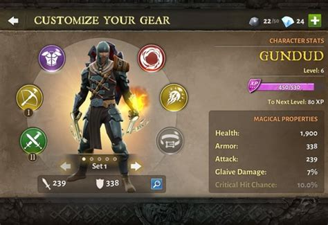 game mod terbaru update dungeon hunter 5 v2 3 0k mod apk data update terbaru