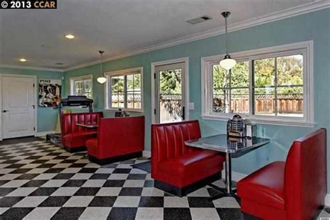 7 homes for sale with a 1950sstyle diner inside huffpost