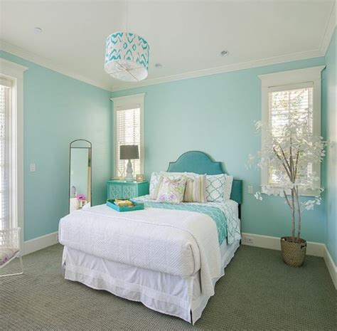 Chambre Fille Turquoise by 1001 Designs Stup 233 Fiants Pour Une Chambre Turquoise