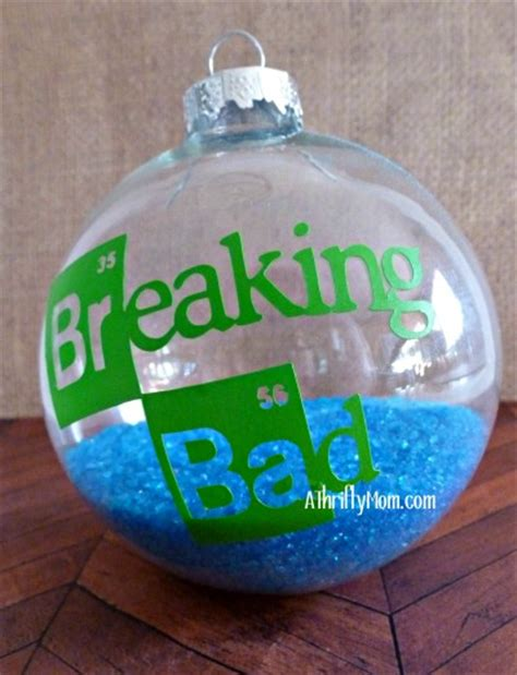 breaking bad inspired ornament great gift idea for the