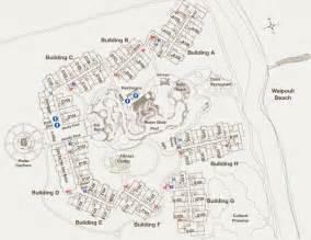 kauai resort map waipouli resort map kauai calls